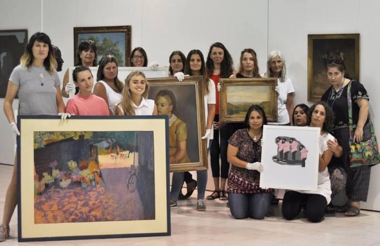 mujeres museo final